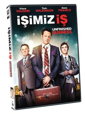 Unfinished Business - Isimiz Is