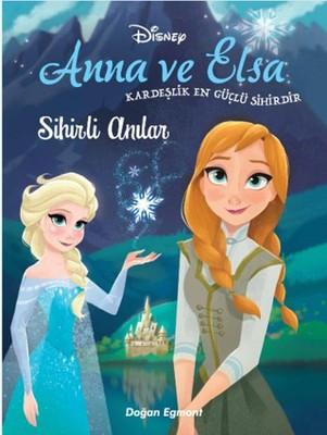 Disney Karlar Ülkesi Anna ve Elsa - Sihirli Anılar