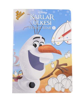 Disney Karlar Ülkesi Faaliyet Kitabı 1