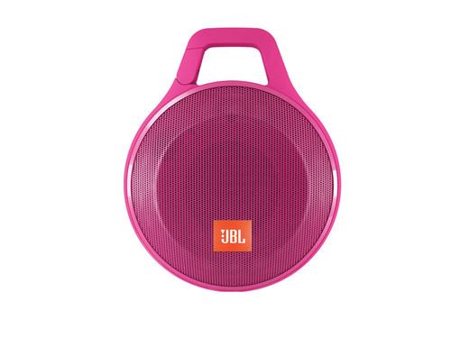 JBL ClipPlus Bluetooth Hoparlör Pembe