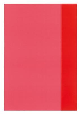 Herlitz A4 Defter Kabı Kırmızı 036
