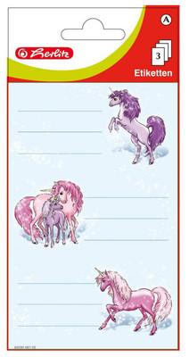 Herlitz Etiket Pony 281