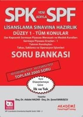 SPF Düzey 1 Tüm Konular Soru Bankası