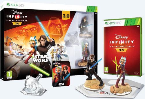 Disney Infinity 3.0 Star Wars Starter Pack XBOX
