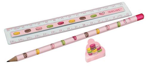 Online Candy World Okul Seti Makaron 02783/6