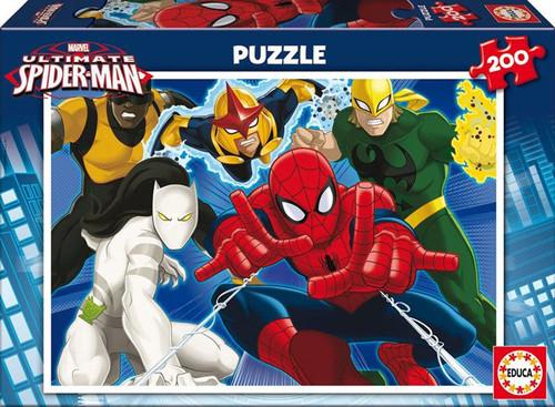 Educa Çocuk Puzzle 100 Avengers 16330 Karton
