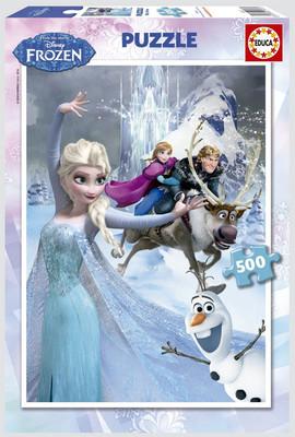 Educa Puzzle Frozen 16267 500 lük
