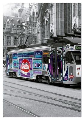 Educa Puzzle Ghent's Tram Belgium 16358 500 lük