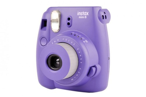 Fujifilm Instax Mini 8 Grape Kamera