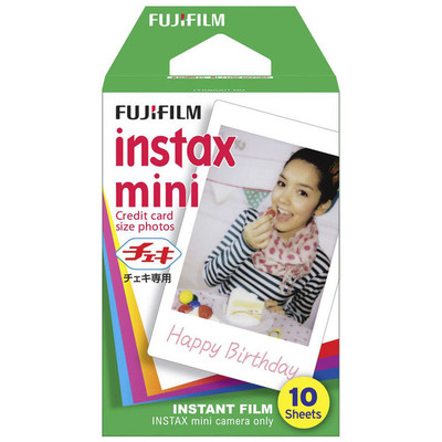 Fujifilm Instax Mini Film - Single