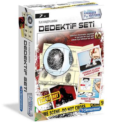 Clementoni Ilk Kesif Seti - Dedektif Seti (7Yas+) 64568