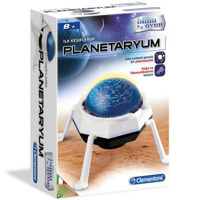 Clementoni Ilk Kesif Seti - Planetaryum (7Yas+) 64569