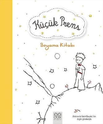 Küçük Prens Boyama Kitabı Dr Kültür Sanat Ve Eğlence Dünyası