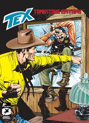 Tex Aylık Seri 15 - Tombstone Epitaph - Profesyoneller
