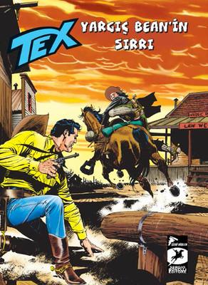 Tex Aylık Seri 16 - Yargıç Bean'in Sırrı - San Antonio'da Tuzak