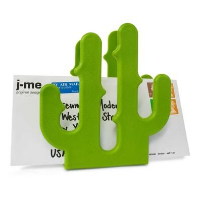 J-Me Cactus Letter Holder Green - Kaktüs Mektupluk Yeşil CLHG