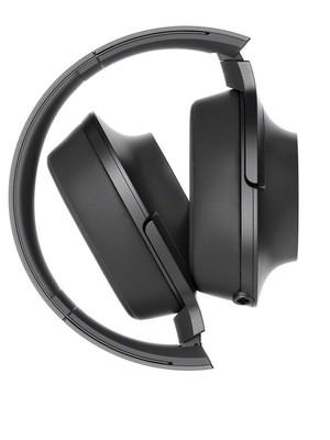 Sony Kafaüstü Kulaklık Premium Siyah HI-RES MDR 100AAPB