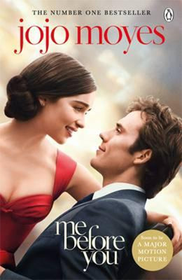 Me Before You Film Tie-In