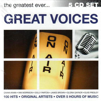 The Greatest Ever.. Great Voices