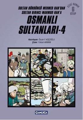Osmanlı Sultanları 4 - 6 Kitap Takım