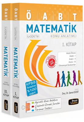 Beyaz Kalem 2016 ÖABT İlköğretim Matematik Öğretmenliği Konu Anlatımlı Modüler Set