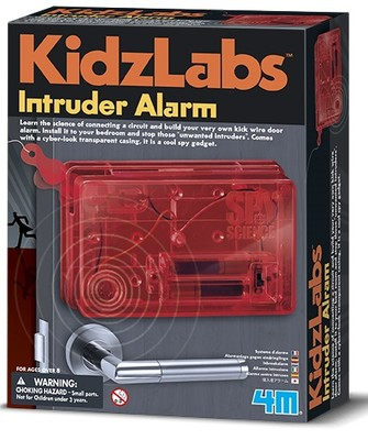 4M  Spy Science - Intruder Alarm/ Casus Bilimi- Hırsız Alarmı