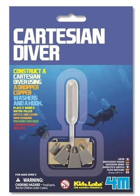 4M  Cartesian Diver/ Kartezyen Dalgiç 3301