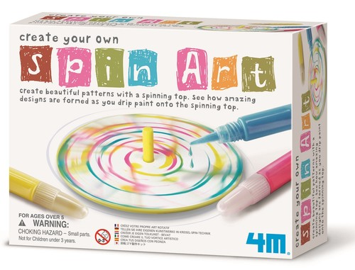 4M Create Your Own Spin Art/ Spin Sanati 4545