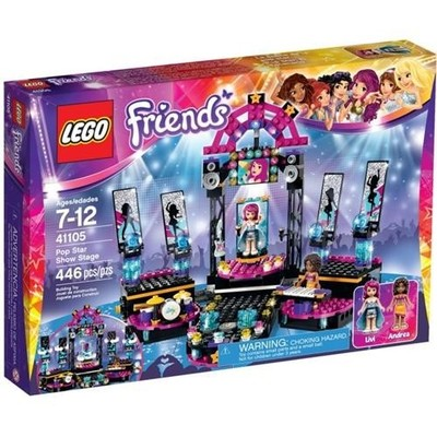 Lego Friends Pop S Show Stage 41105