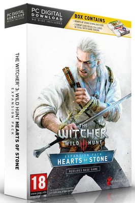 The Witcher 3 Wild Hunt Hearts of Stone PC