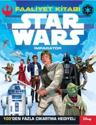 Disney Starwars - İmparator - Faaliyet Kitabı