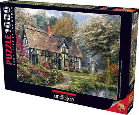 Anatolian Bahçenin Renkleri / Victorian Garden 1000 Parça 1020