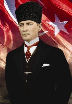 Anatolian Mustafa Kemal Atatürk / Atatürk 260 Parça 3309
