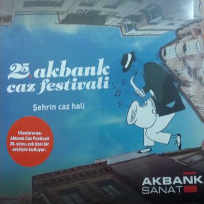 25.Akbank Caz Festivali 2 CD BOX SET