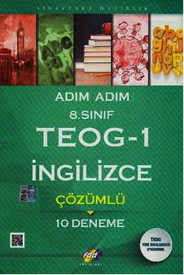 FDD 8. Sınıf Adım Adım TEOG-1 İngilizce Çözümlü 10 Deneme