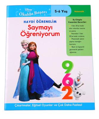 Disney Okulda Başarı 26 - Karlar Ülkesi 5-6 Yaş
