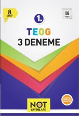 Not 8. Sınıf TEOG 3 Deneme