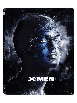 X-Men Steel Book - X-Men Metal Kutu