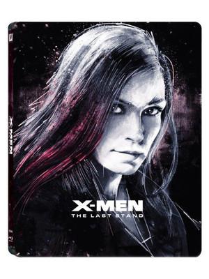 X-Men 3 The Last Stand Steel Book - X-Men 3 Son Direnis Metal Kutu
