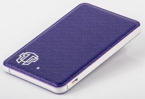 Thrumm Slim Design 4600 mAh Powerbank - Blue Sapphire