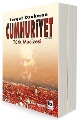 Turgut Özakman Cumhuriyet Seti - 2 Kitap Takım