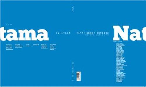 Natama Hayat Memat Dergisi 2015 (Ekim - Kasım - Aralık)