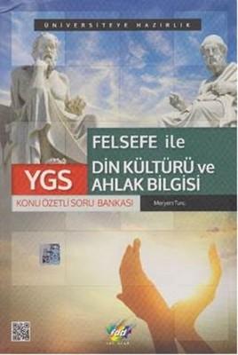 FDD YGS Felsefe ile Din Kültürü ve Ahlak Bilgisi Konu Özetli Soru Bankası