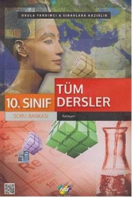 FDD 10. Sınıf Tüm Dersler Soru Bankası