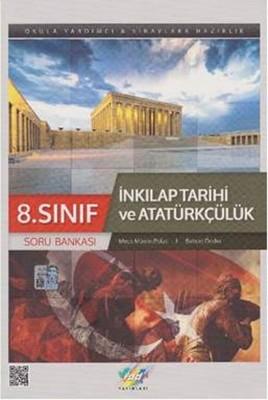 FDD 8. Sınıf T.C. İnkılap Tarihi ve Atatürkçülük Soru Bankası