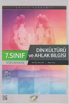 FDD 7.Sınıf Din Kültürü ve Ahlak Bilgisi Soru Bankası