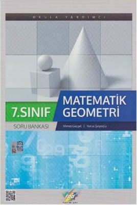FDD 7. Sınıf Matematik Geometri Soru Bankası