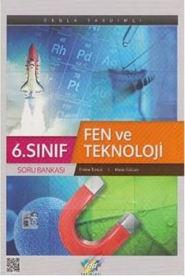 FDD 6. Sınıf Fen ve Teknoloji Soru Bankası