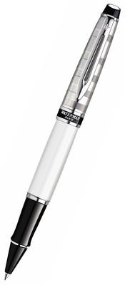 Waterman Expert 3 Deluxe Beyaz Ct Roller Kalem S0952420