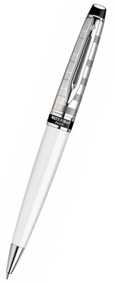Waterman Expert 3 Deluxe Beyaz Ct Tükenmez Kalem S0952440